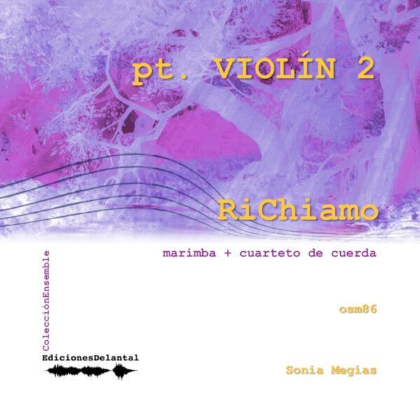 osm86.- RiChiamo - VIOLÍN 2 - icono