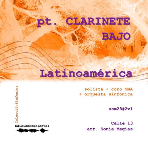 asm28#2v1 - CLARINETE BAJO - icono