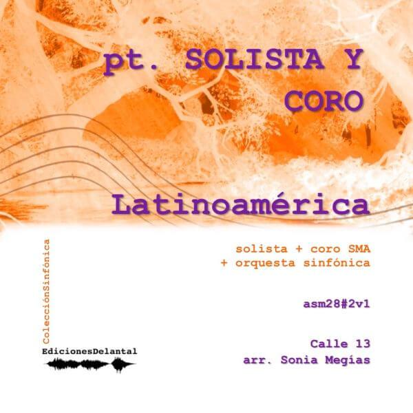 asm28#2v1 - SOLISTA Y CORO - icono