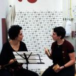 2017'I. Madrid. Hospital de La Paz, con Música en Vena